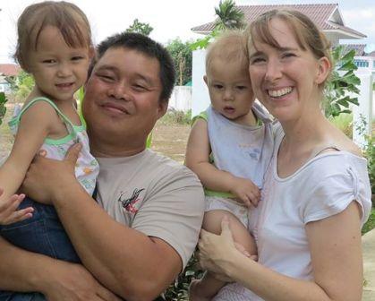 Marci & BeSoeToe family photo - web