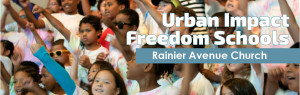 Freedom Schools 2016 Gallery Banner