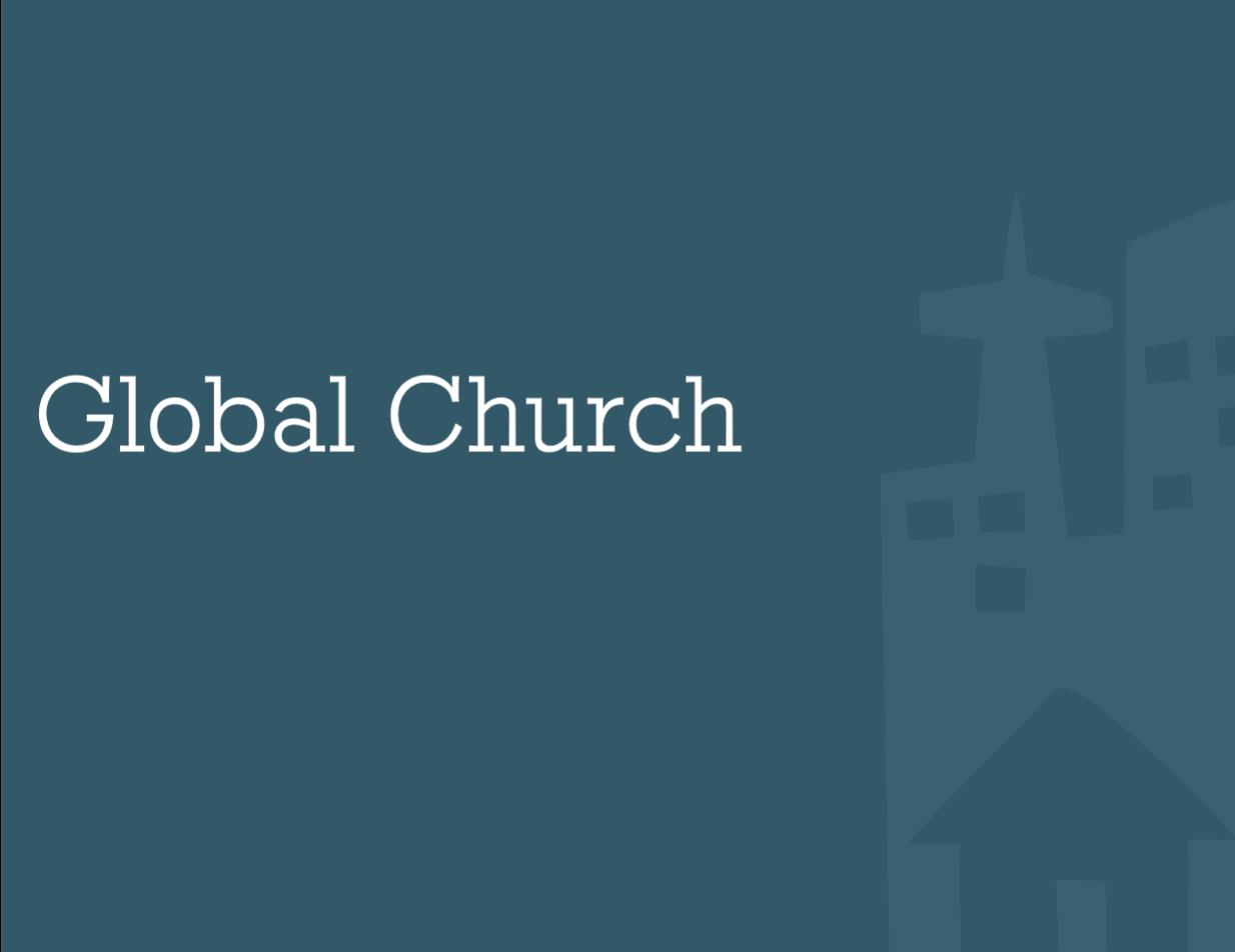 Global Church: Chin & Bao in Macao, 10/29/17